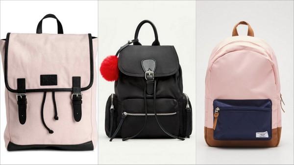 szkolne plecaki