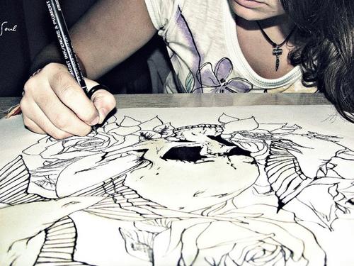 Rozwijanie pasji: Rysowanie