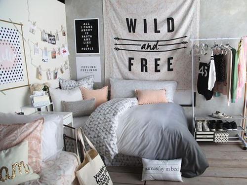 Jak szybko odmienić swój pokój?
