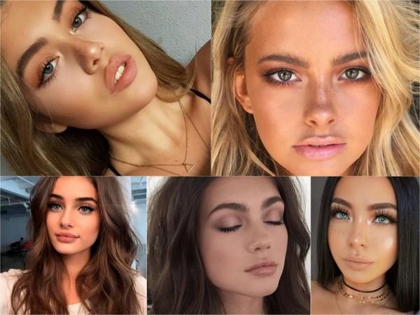 Makijażowe trendy na jesień