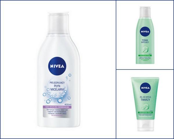kosmetyki Nivea w super cenach