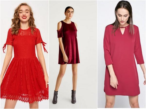 sukienki na święta