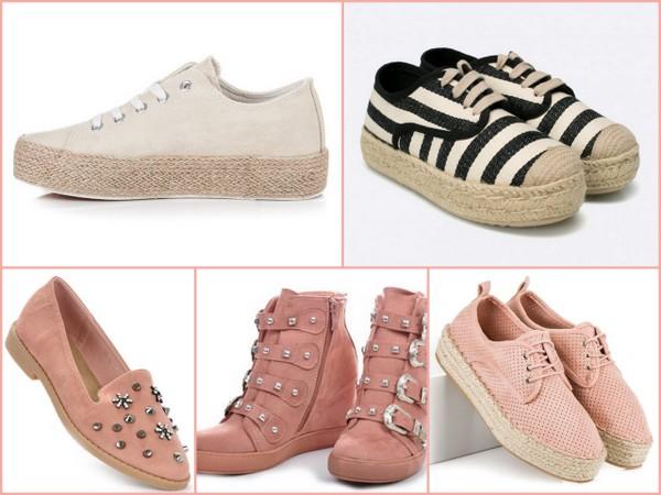 Wiosenne obuwie
