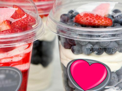 przepisy na bazie jogurtu