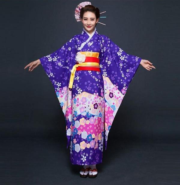 tradycyjne kimono