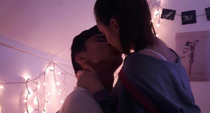 randki i całowanie