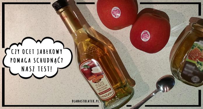 Ile razy pić ocet jabłkowy by schudnąć