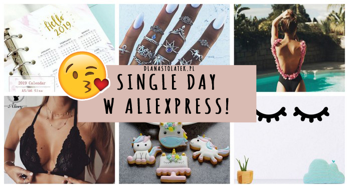 Single Day w AliExpress!