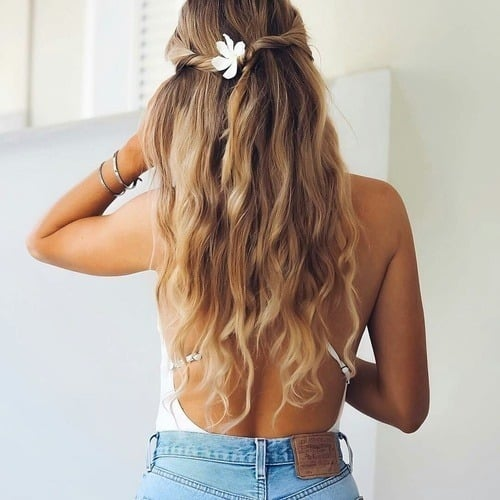Najpiękniejsze fryzury dla blondynek