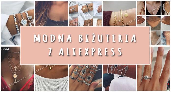 biżuteria z AliExpress