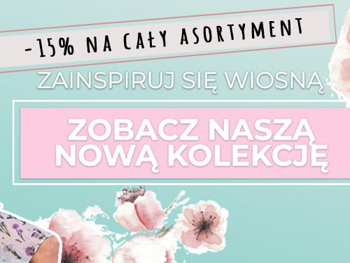 -15% na cały asortyment w CzasNaButy!