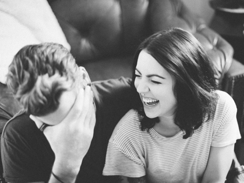 Jak NIE flirtować z chłopakiem?