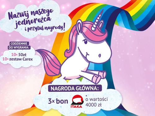 carex unicorn magic