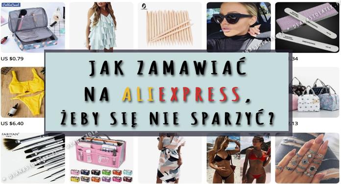 Jak zamawiać na AliExpress