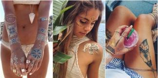 Tatuaże na lato