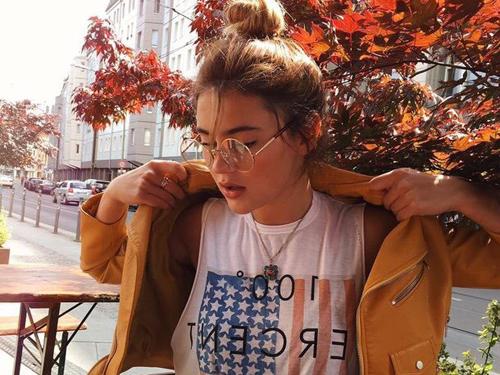 styl nastolatek z USA