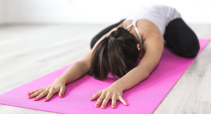 Jak wybrać matę do jogi?
