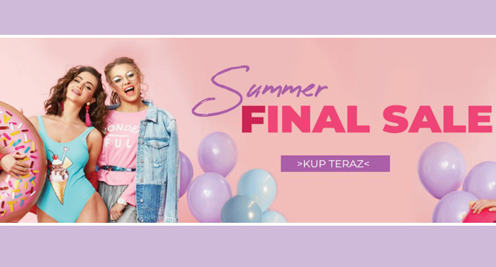 Summer FINAL SALE w CzasNaButy!