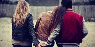 """""""Zakochałam się w chłopaku mojej przyjaciółki"""""""