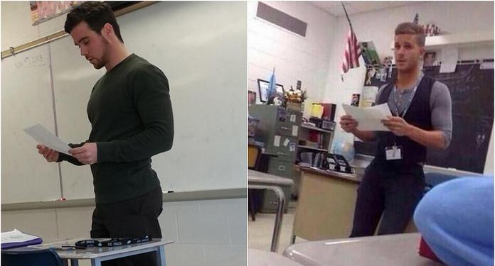 """""""Nauczyciel uwziął się na mnie!"""