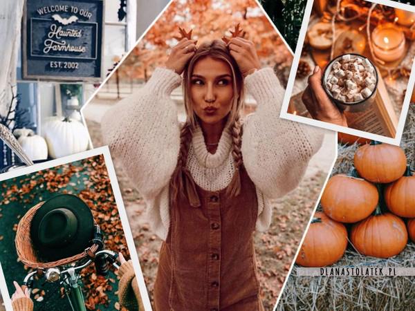 Za co lubicie jesień?
