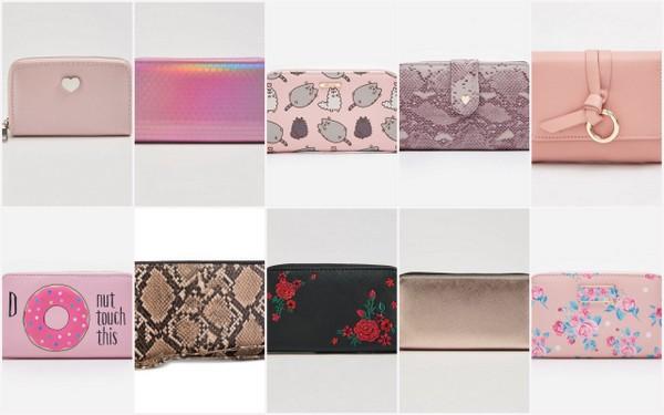 portfele z sieciówek