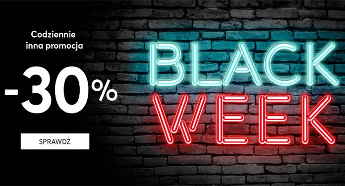 BLACK WEEK w eobuwie