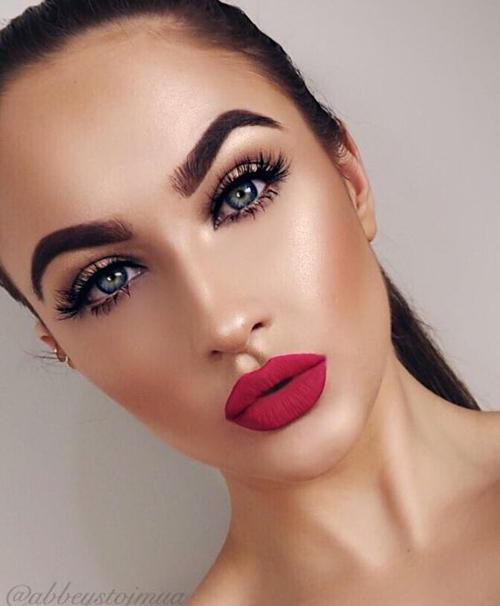 makijaże idealne na Święta