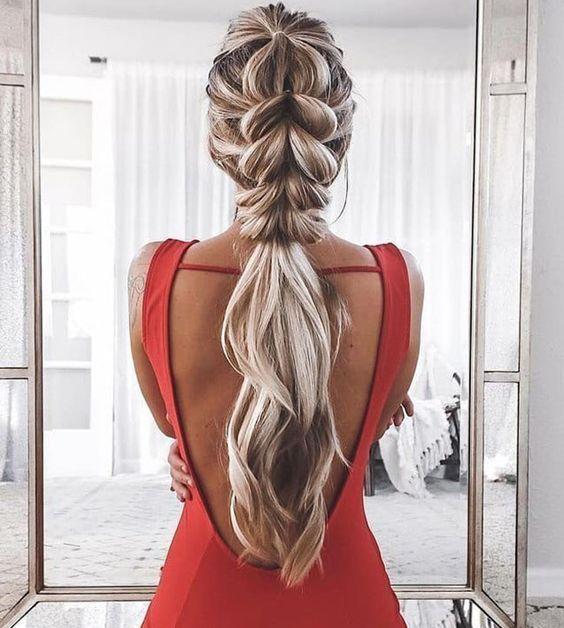 fryzury idealne na Sylwestra