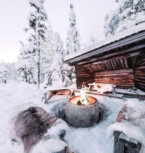zimowe inspiracje