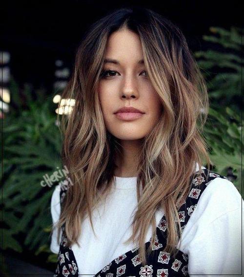 Najmodniejsze fryzury