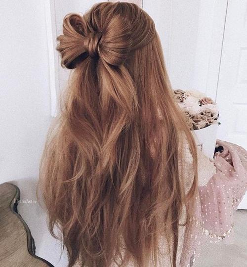 fryzury idealne na Święta