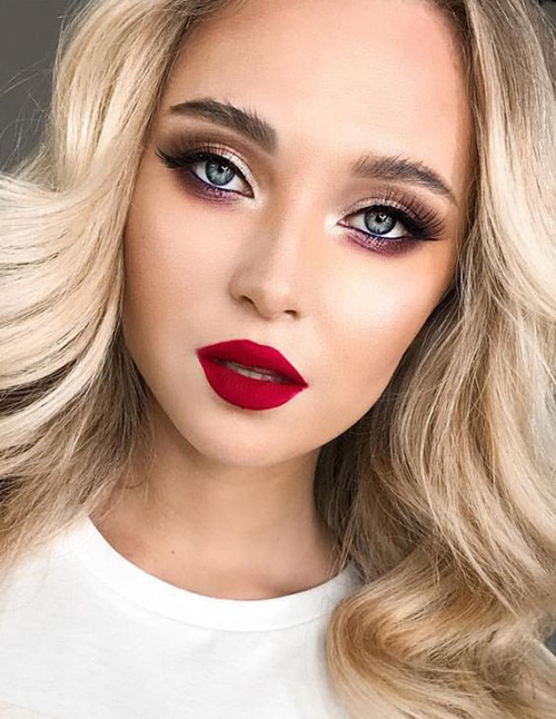 Najpiękniejsze makijaże na Studniówkę
