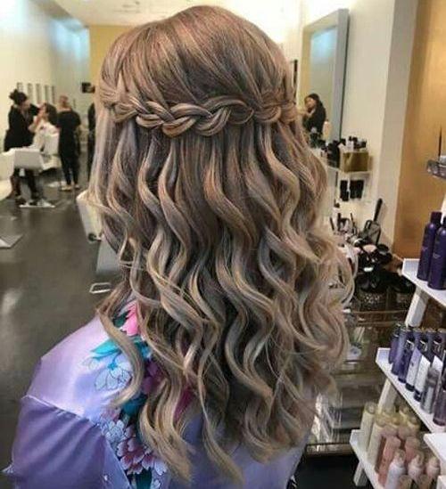 Najpiękniejsze fryzury na Studniówkę