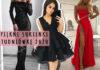 Przepiękne sukienki na Studniówkę 2020