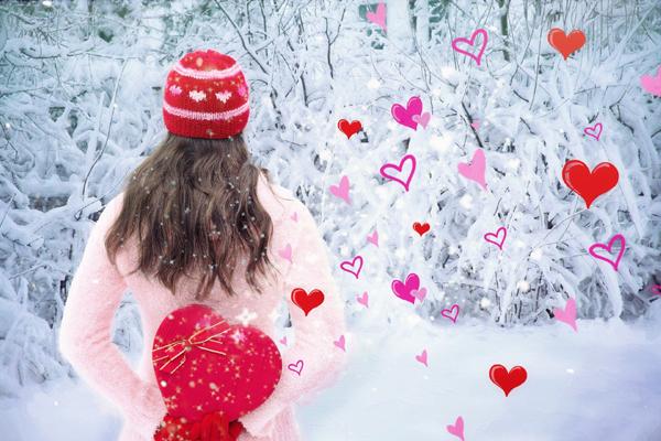 Walentynkowy zawrót głowy