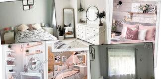 Stylowa sypialnia