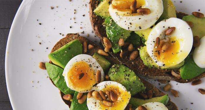 4 pomysły na zdrowe tosty