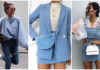stylówki w kolorze niebieskim