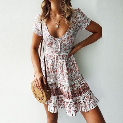 stylizacje z sukienką mini