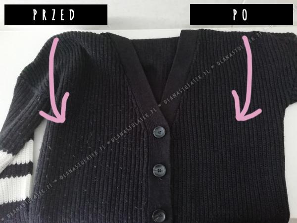 Jak usunąć zmechacenia ze swetra?