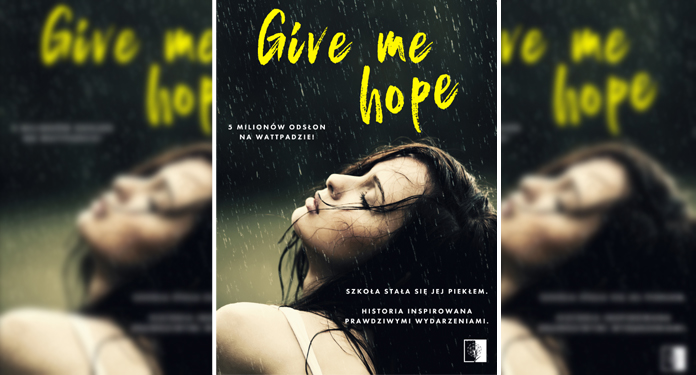 Książka ?Give me hope