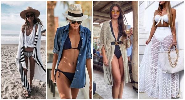 Jak się ubrać na plażę