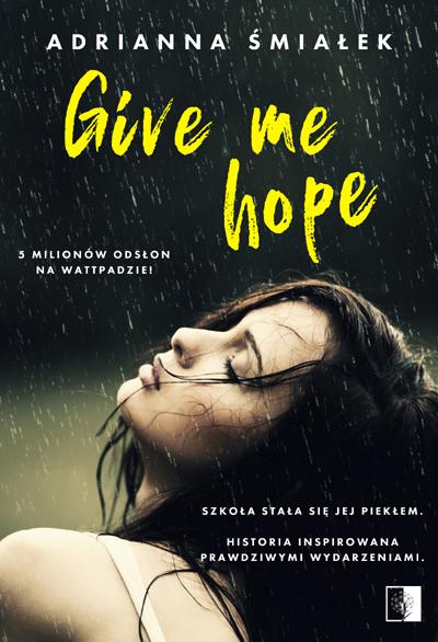 "Książka ?Give me hope"""