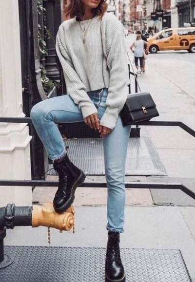 modne stylizacje na jesień