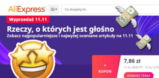 Festiwal obniżek na AliExpress