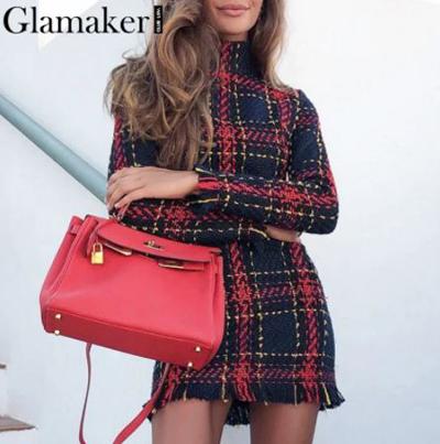 jesienno-zimowe sukienki z Aliexpress