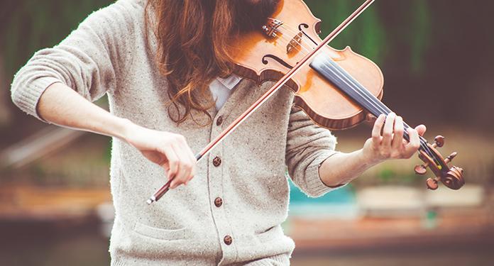 muzyka jest częścią mnie