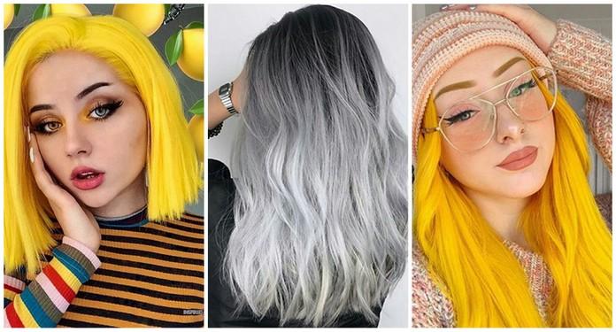 kolory włosów modne w 2021 roku