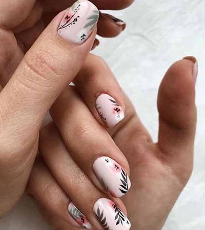 Pomysły na paznokcie wiosenne